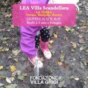 LEA Scandellara Laboratori per bambini 2-3 anni - 15 dicembre 2016