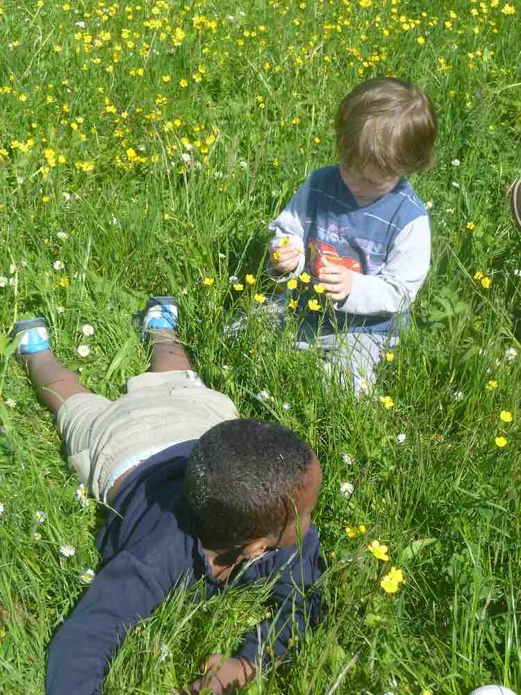 Proposte per i bimbi delle scuole nido nel Parco Villa Ghigi