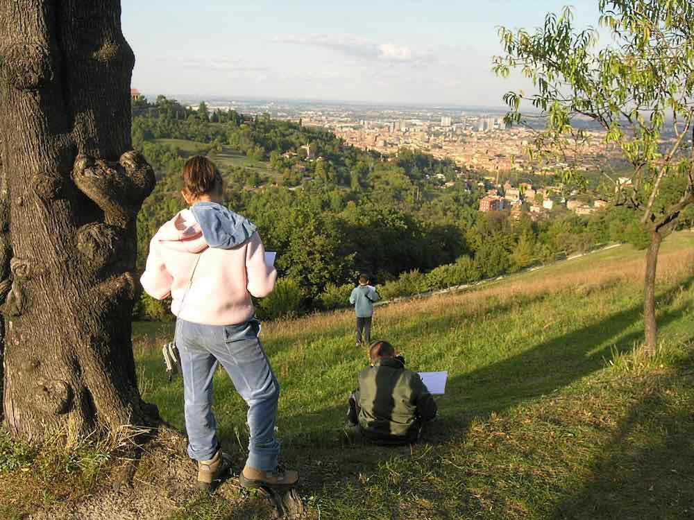 Proposte per scuole nel Parco Villa Ghigi - Cartografia